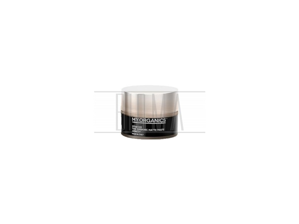 my organics the organic matte paste apricot 50ml