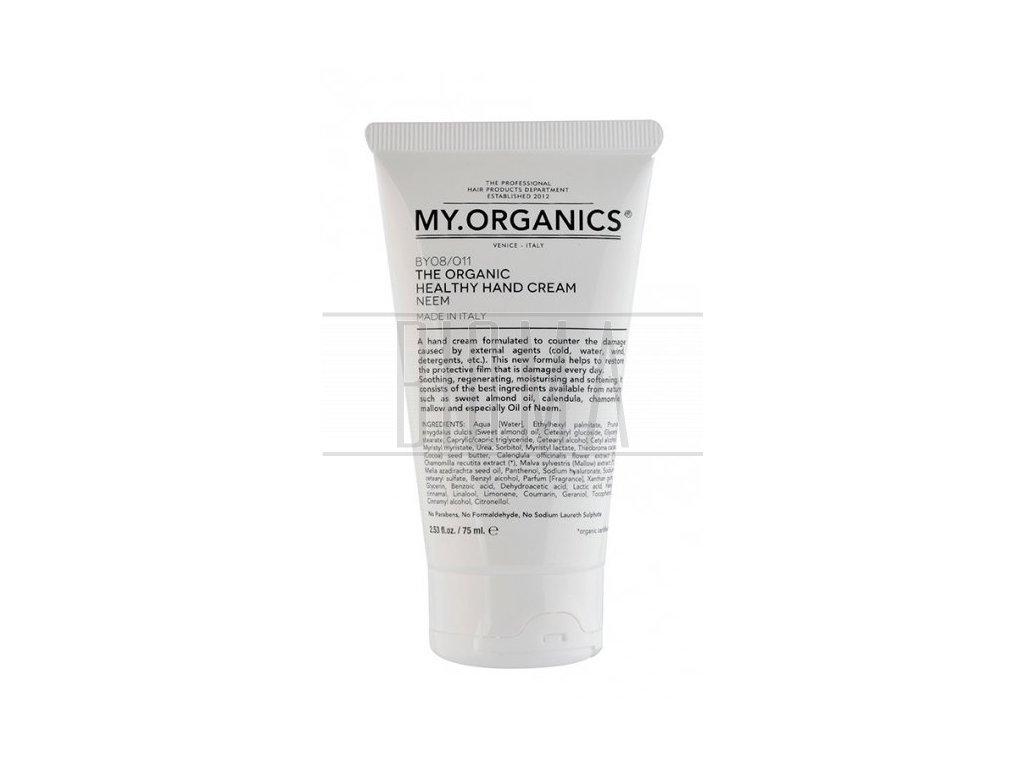 350 my organics healthy hand cream neem