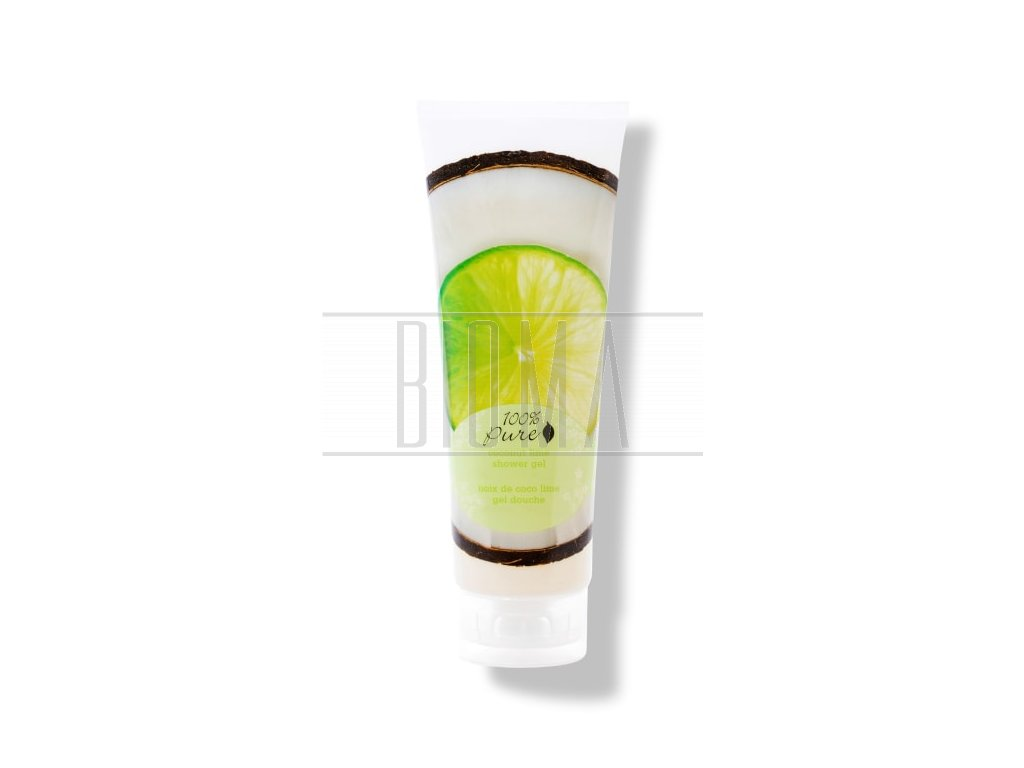 1BSGCL Coconut Lime Shower Gel Primary