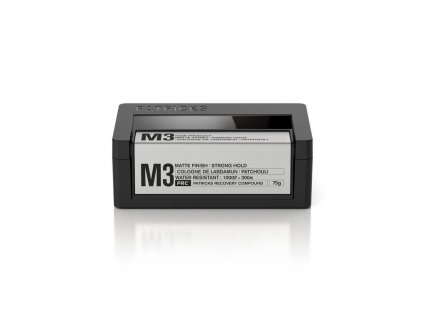 m3 matte finish strong hold styling product patricks hair products