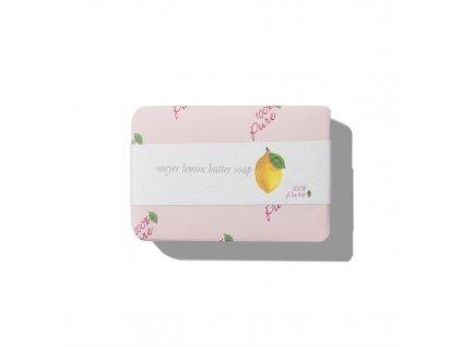 Meyer Lemon Butter Soap
