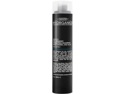 my organics the organic hydrating shampoo sweet fennel and aloe 250ml