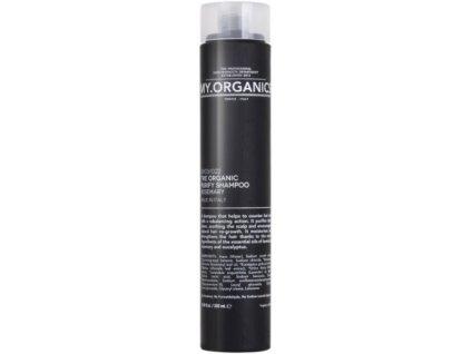 my organics the organic purify shampoo rosemary 250ml
