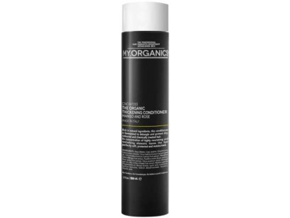 my organics the organic thickening conditioner mango and rose 250ml