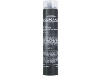 my organics the organic restructuring shampoo argan 250ml