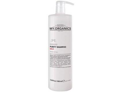 my organics purity shampoo goji 1000ml