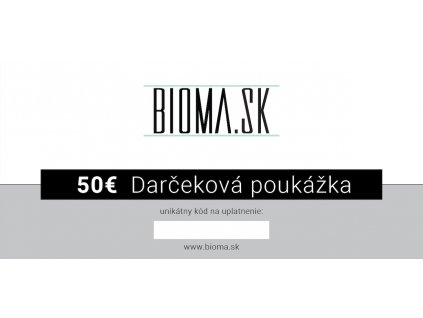 p bioma 50