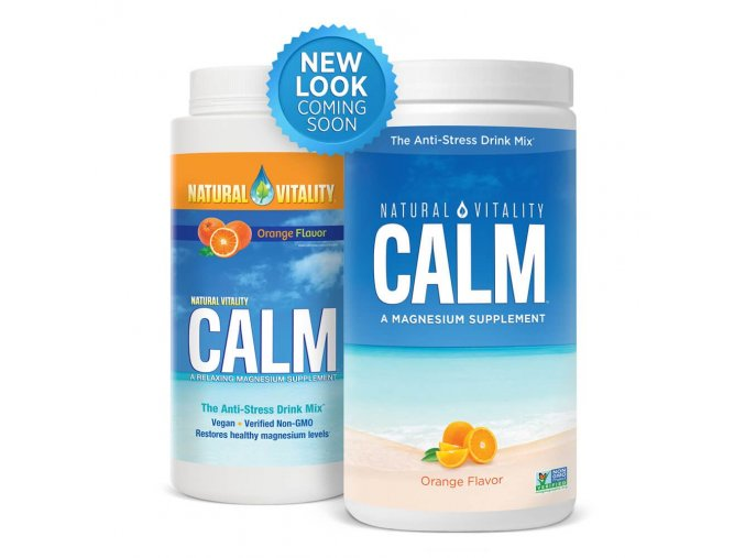 magnesium calm pomeranč