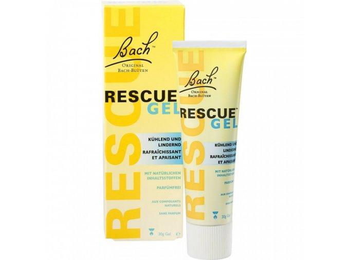 Bachovy esence Rescue krizový gel