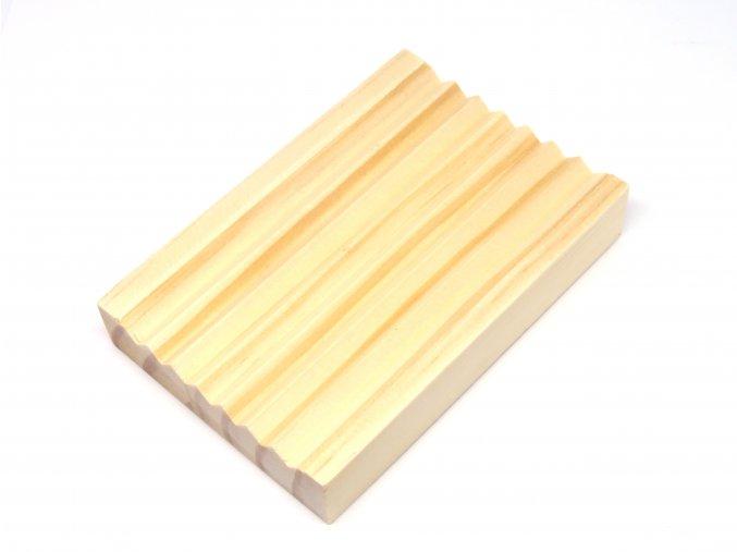 Mýdlenka ze dřeva