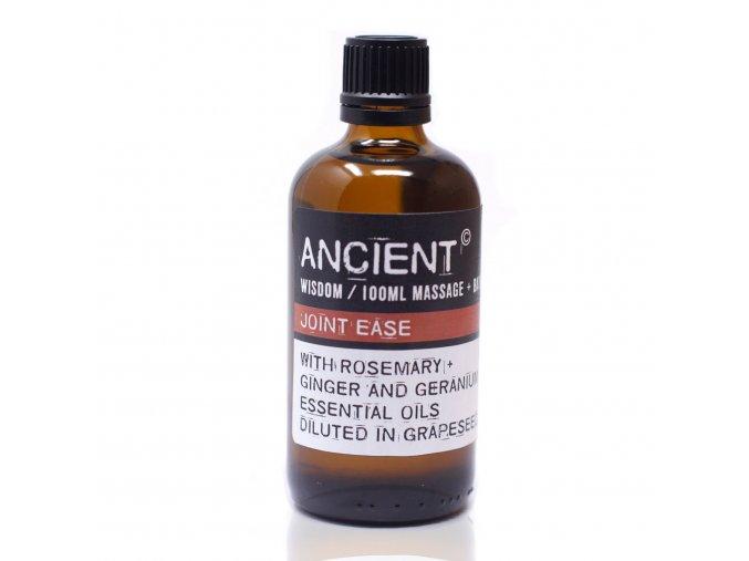 Koupelový a Masážní Olej na Klouby 100 ml