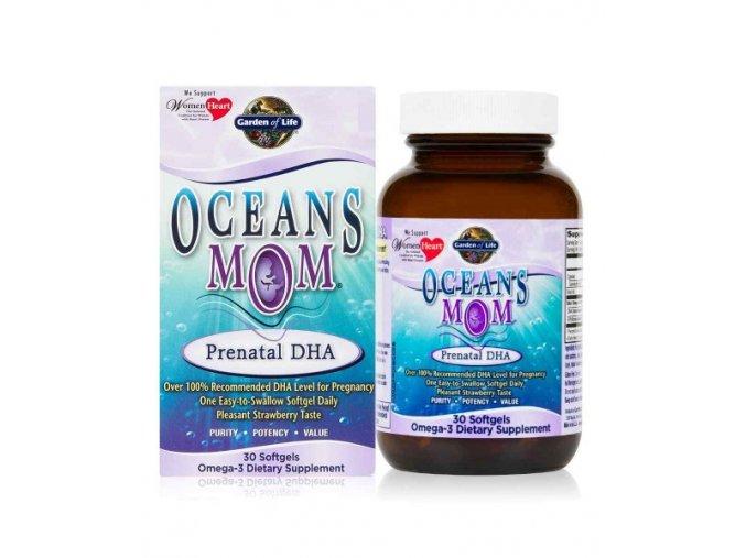 Oceans Prenatal DHA Omega 3 350 mg 1 500x600
