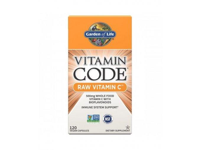 vitamin c raw 120 kaps. 500x600