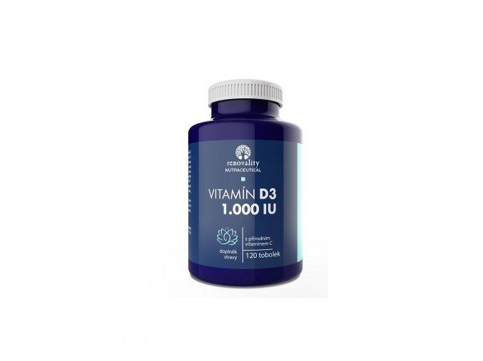 vitamin d3 1000 UI renovality