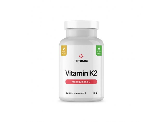 Vitamín K2 80µg 90 kapslí
