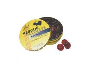 Bach Rescue® pastilky černý rybíz