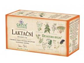 laktační čaj