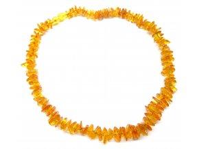 Jantarový náhrdelník pro dospělé
