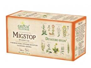 Kolekce zelených čajů