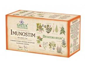 Bylinný čaj Imunostim - GREŠÍK Devatero bylin
