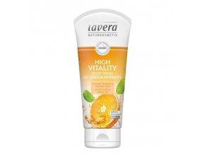 lavera sprchový gel