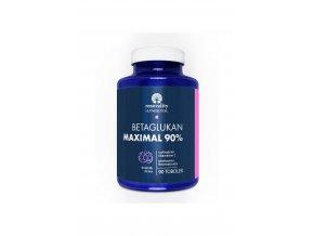 Betaglukan 90% MAXIMAL s Vitamínem C přírodního původu 90 tobolek, doplněk stravy