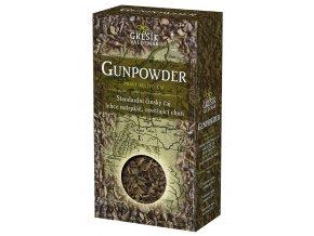 Gunpowder pravý zelený čaj