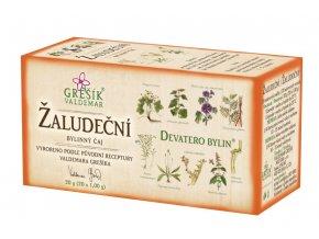 Žaludeční bylinný čaj