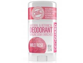 tuhý deodorant růže