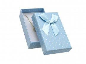 Luxusní dárková krabička na šperky