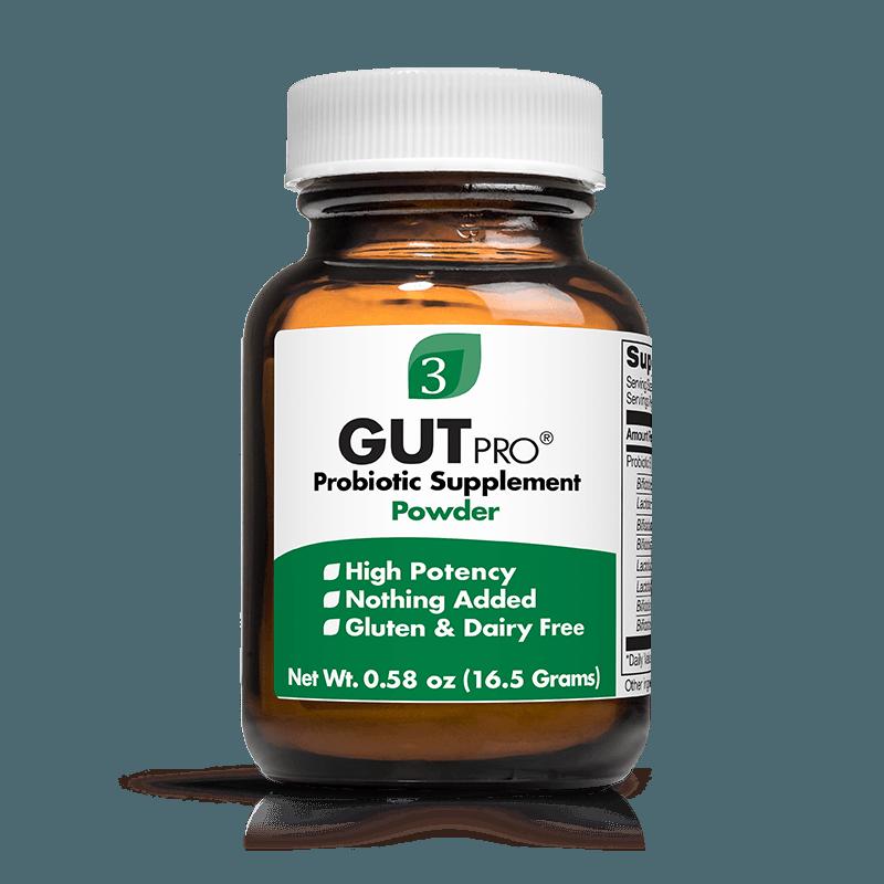 Probiotiká GUTPRO - najčastejšie otázky