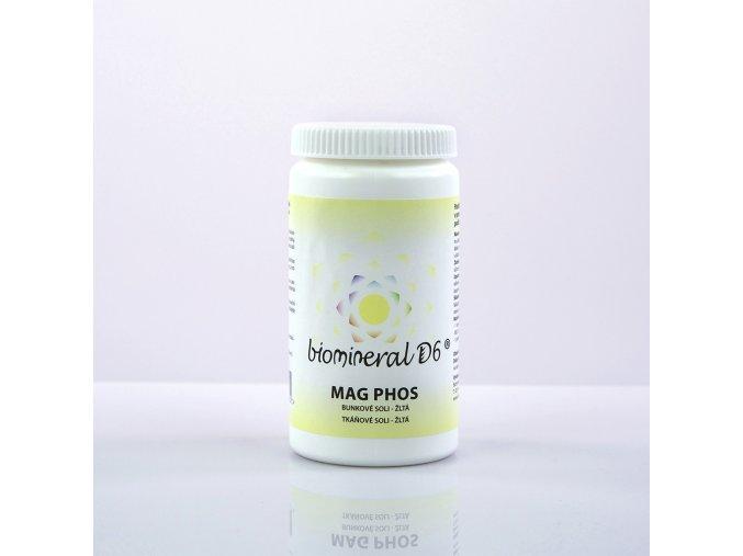 Biomineral D6® Magnesia Phosphorica – ŽLUTÁ