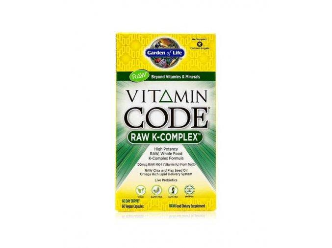 vitamin k garden of life