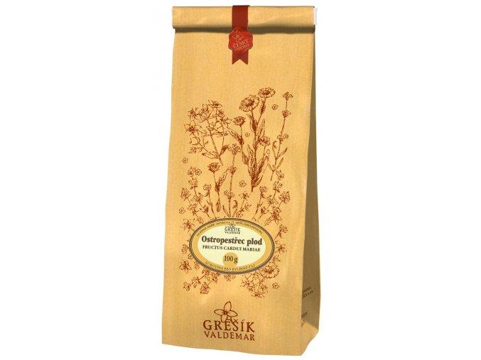 Fructus cardui Mariae  Příprava nálevu (platí pro listy, květy a natě): Jedna až dvě čajové lžičky se přelijí 1/4 litrem vroucí vody, nechají se v zakryté nádobě 15 minut odstát a scedí se. Nálev se připravuje vždy čerstvý. Pije se 1 - 2 x denně.  Příprava odvaru (platí pro plody, semena, kořeny a kůry): Jedna čajová lžička se vsype do 1/4 litru studené vody, přivede se k varu a nechá se krátce povařit. V zakryté nádobě se nechá 15 minut odstát a scedí se. Odvar se připravuje vždy čerstvý. Pije se 1 - 2 x denně.
