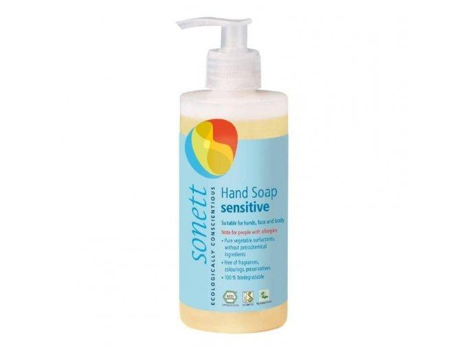 sonnet mýdlo sensitive