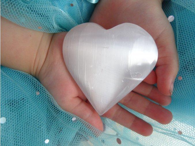 srdce selenit