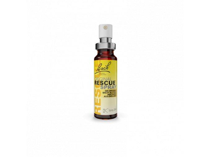 rescue sprej s obsahem alkoholu