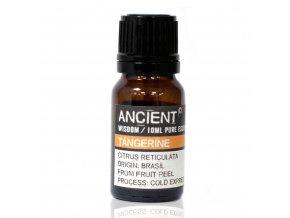 Tangerinka Esenciální Olej 10 ml