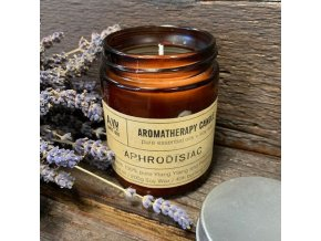 svíčka afrodiziakum