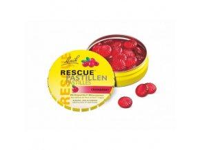 Bach Rescue® pastilky brusinka