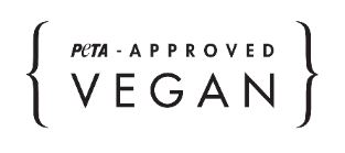 Peta approved vegan