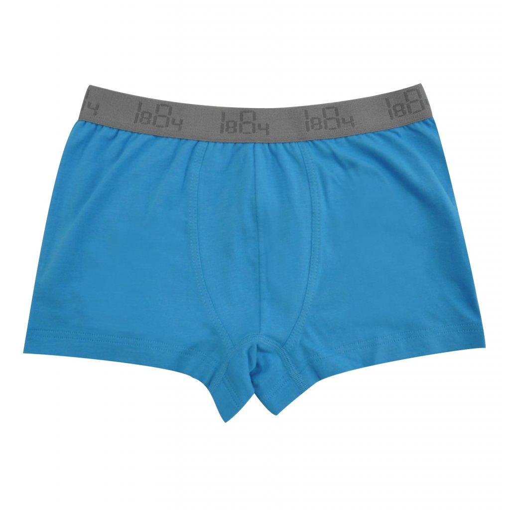 Chlapčenské boxerky svetlá modrá - Comazo