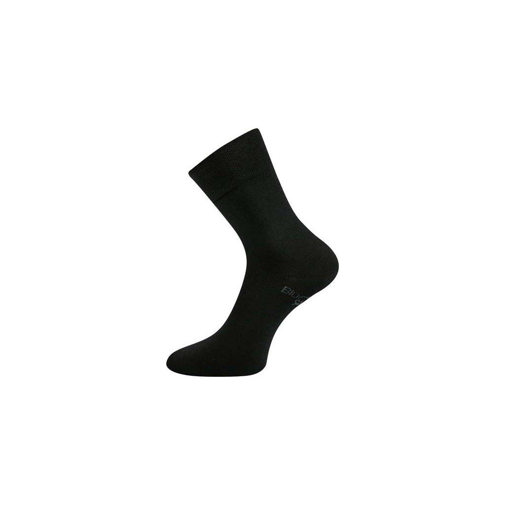 Ponozky Bioban 09 cierne