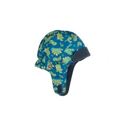 Zimná čiapka s dinosaurami - Frugi