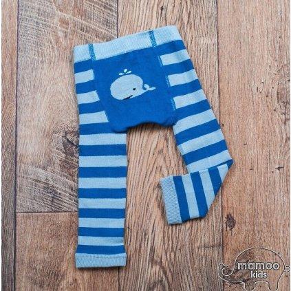 legínky velrybka modrá 5 2