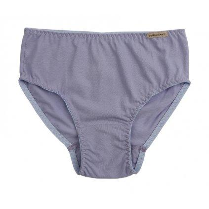 Dievčenské nohavičky levanduľové - Comazo