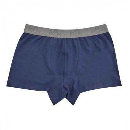 Chlapčenské boxerky námornícka modrá - Comazo