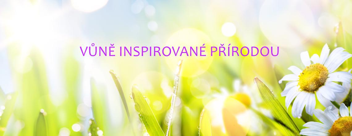 Francouzské vůně inspirované přírodou