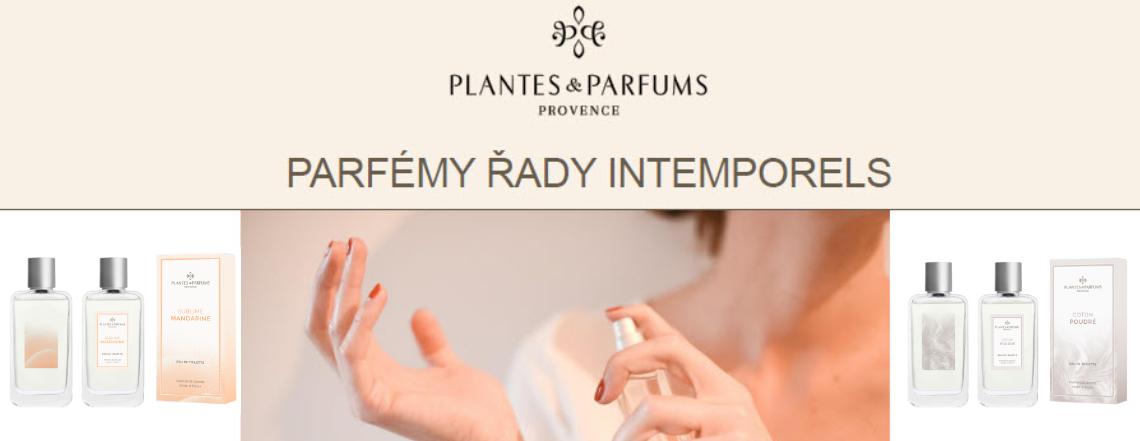 Plantes et Parfums nová řada EDT