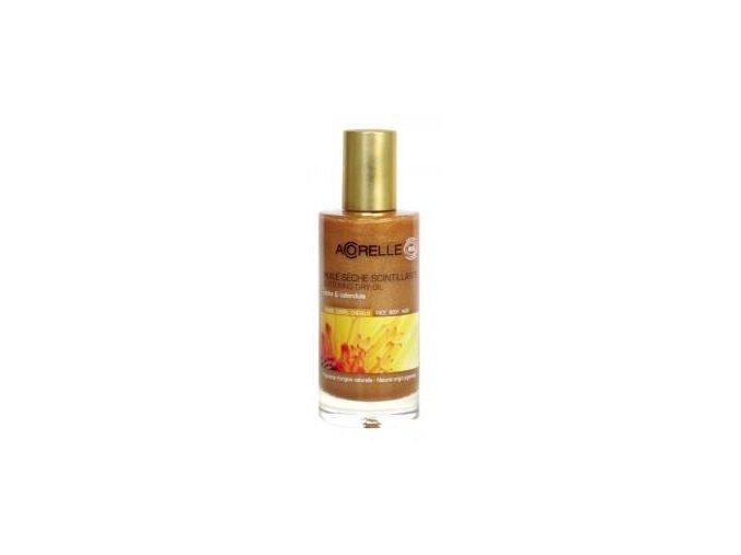 ACORELLE Pěstící olej se třpytkami 50ml